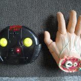 【レンタル】ホラー 動く手(ラジコン) HAND RUNNER ANIMATED